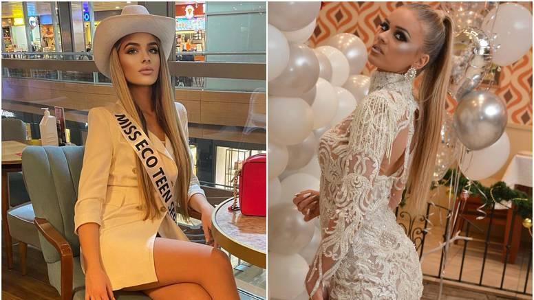 Influencerica iz Srbije ušla među 10 najljepših djevojaka svijeta