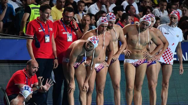 Beograd: Hrvatska protiv Srbije u Super finalu FINA Svjetske lige
