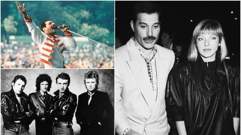 Freddie Mercury imao desetke partnera, ali volio je samo Mary