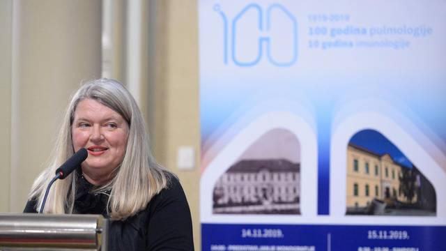 Zagreb: Predstavljanje monografije 100 godina pulmologije i 10 godina imunologije