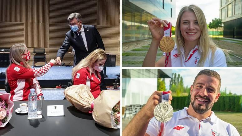 Plenković obećao više novca za sport, olimpijci kažu: Treba se pobrinuti i za naše trenere...