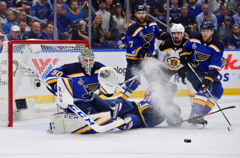Drama finala NHL-a ide dalje: St. Louis izjednačio je na 2-2