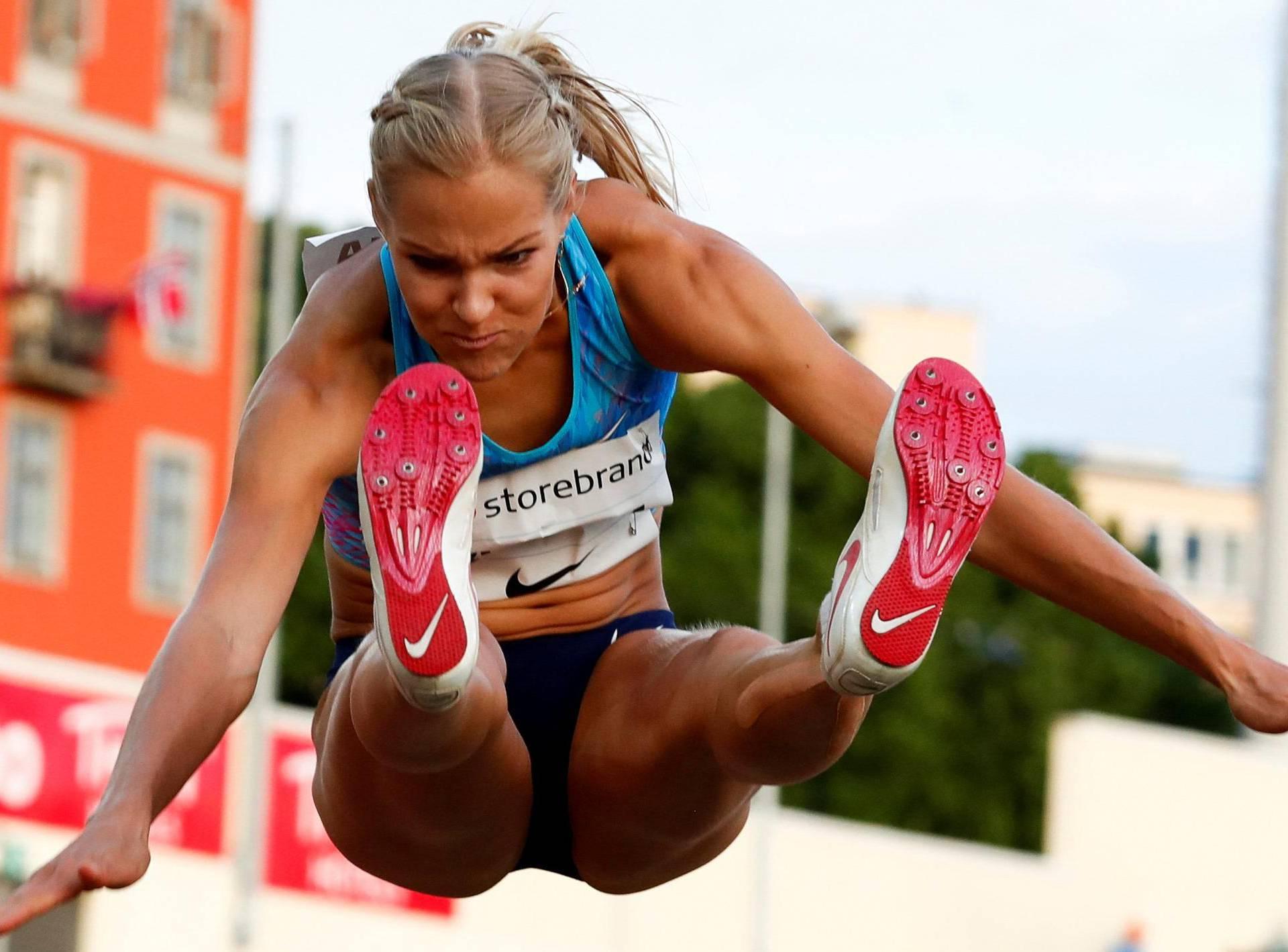 IAAF Athletics Diamond League - Women's Long Jump
