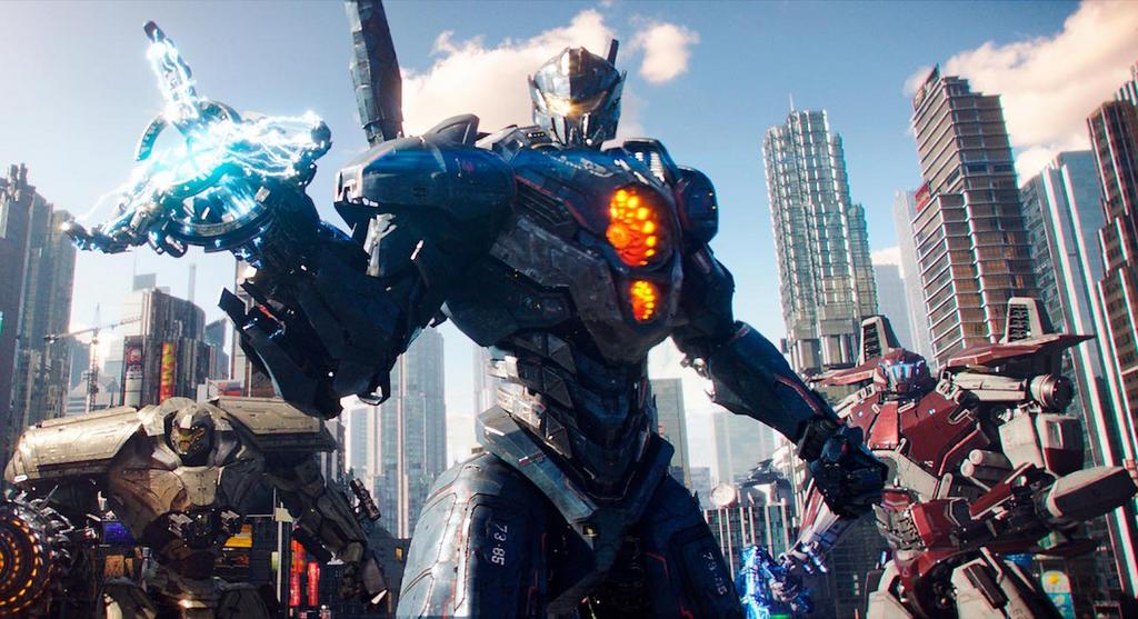 Dobit ćemo rat: Ogromni roboti osigurat će sigurnu pobjedu