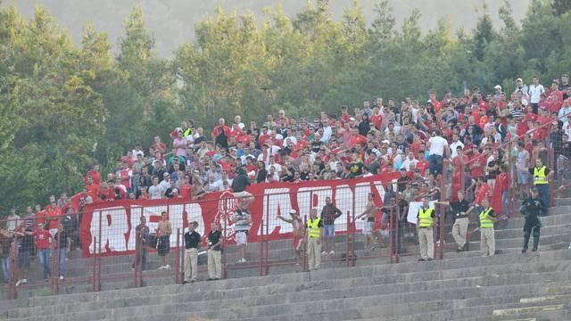 Korona u Mostaru: Tek počeli treninzi Veleža, a jedan zaražen