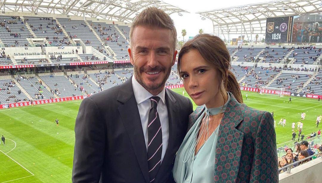 Beckhamovi su imali koronu, strahovali su da su superširitelji