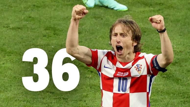 Luka, sretan ti rođendan: Ma ne brini, kapetane, Hrvatska ima lijepu nogometnu budućnost...