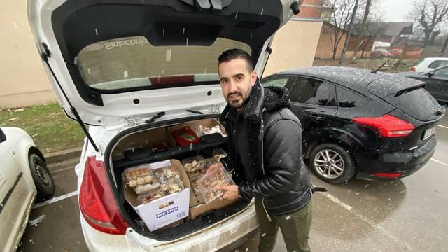 Slavko i 100.000 kolača: 'Dok sam pripremao obroke za sve u Petrinji, nešto je falilo. Desert!'