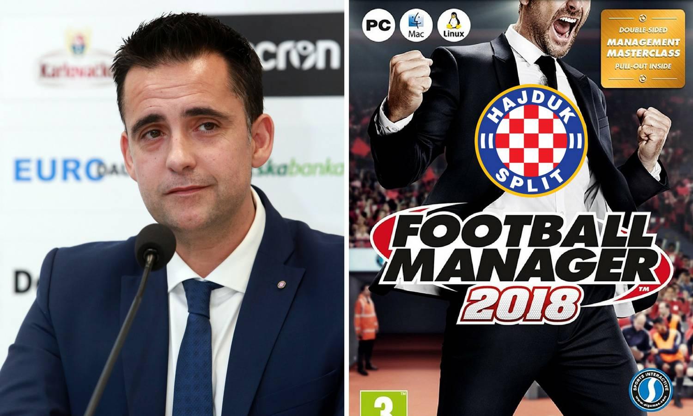 'Hajduk nije Football Manager, odlučio sam preuzeti taj rizik'