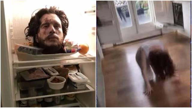 Glava u frižideru: Neslana šala za djevojku Kita Harringtona