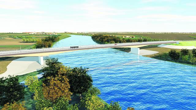 Gradiška: Otvaranje radova na prekograničnom mostu