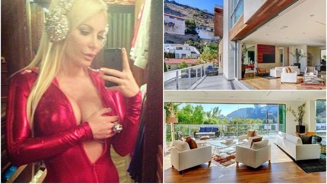 Hefnerova udovica: Naslijeđenu vilu prodaje za 43 milijuna kn