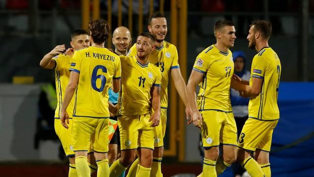 UEFA Nations League - League D - Group 3 - Malta v Kosovo