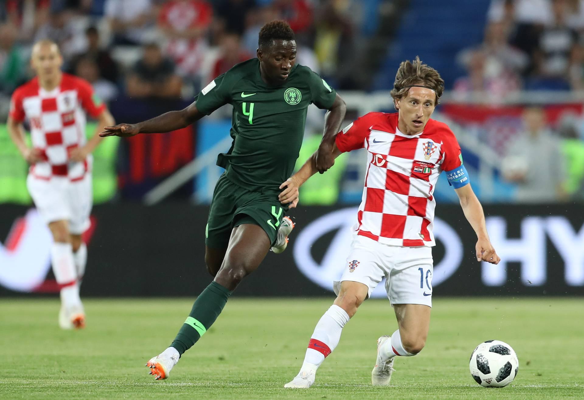 SP 2018, Hrvatska - Nigerija