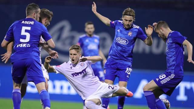 U 31. kolu Prve HNL na Maksimiru se sastali Dinamo i Hajduk