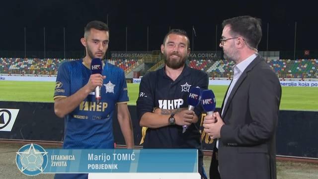 Iz četvrte u prvu ligu: Marijo Tomić osvojio Utakmicu života