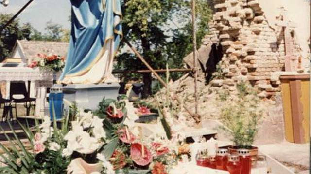 Kip Gospe koji je u ratu ljudima najavljivao slobodu i povratak