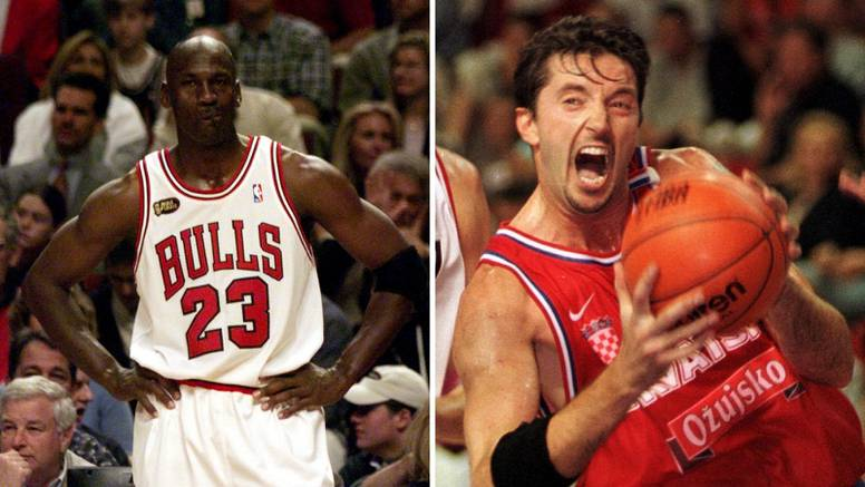 U društvu Bullsa: Jordan uvodi Tonija Kukoča u Kuću slavnih!