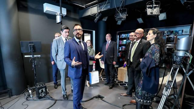 Veleposlanici šest zemalja posjetili su Styria Media Grupu