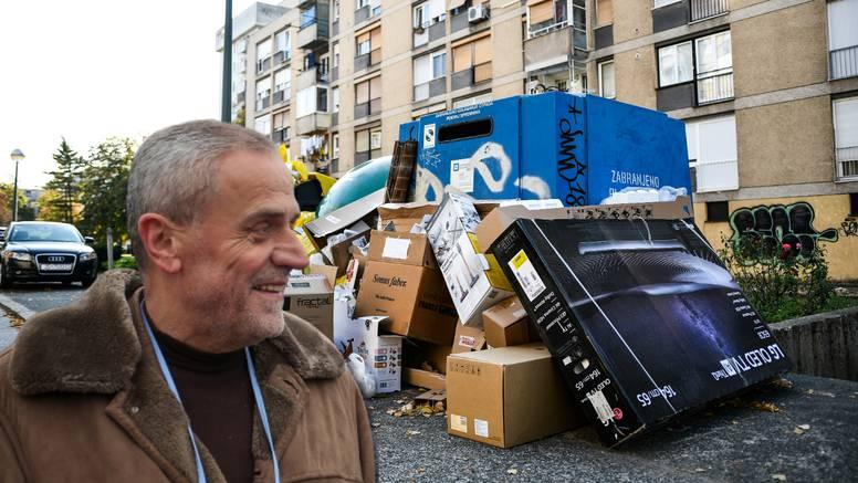 Fiksni dio odvoza otpada od 1. travnja u Zagrebu niži za 20 kn