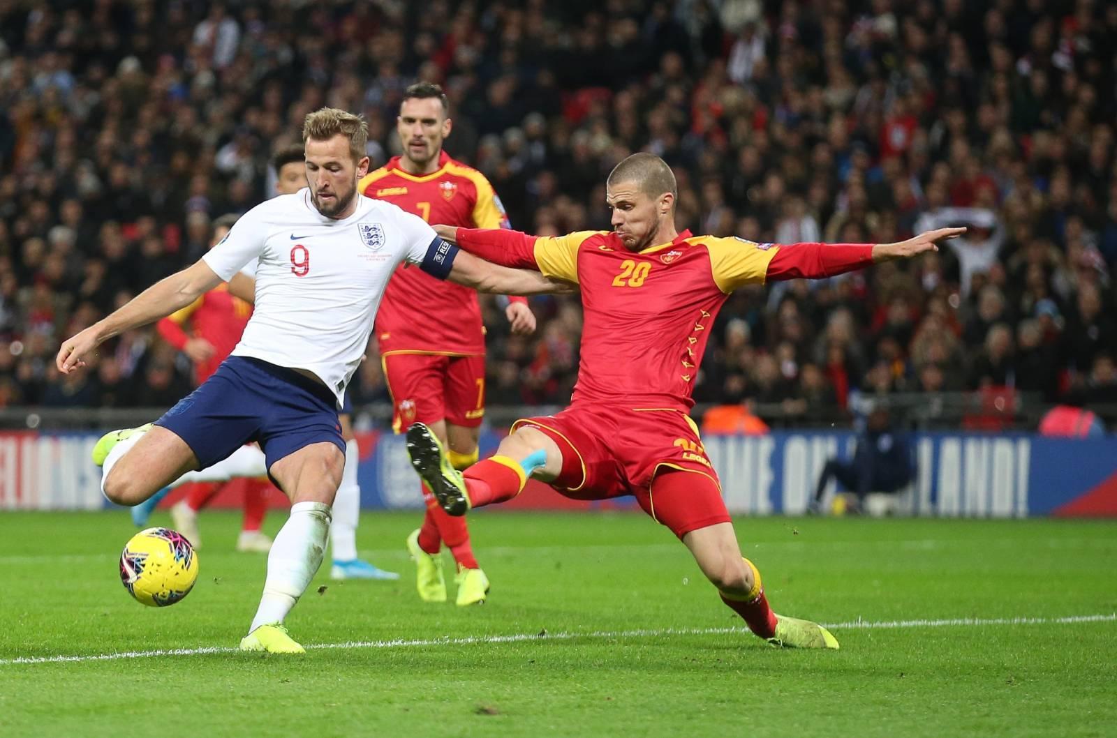 ebg, UEFA EM Qualifikation, England vs Montenegro