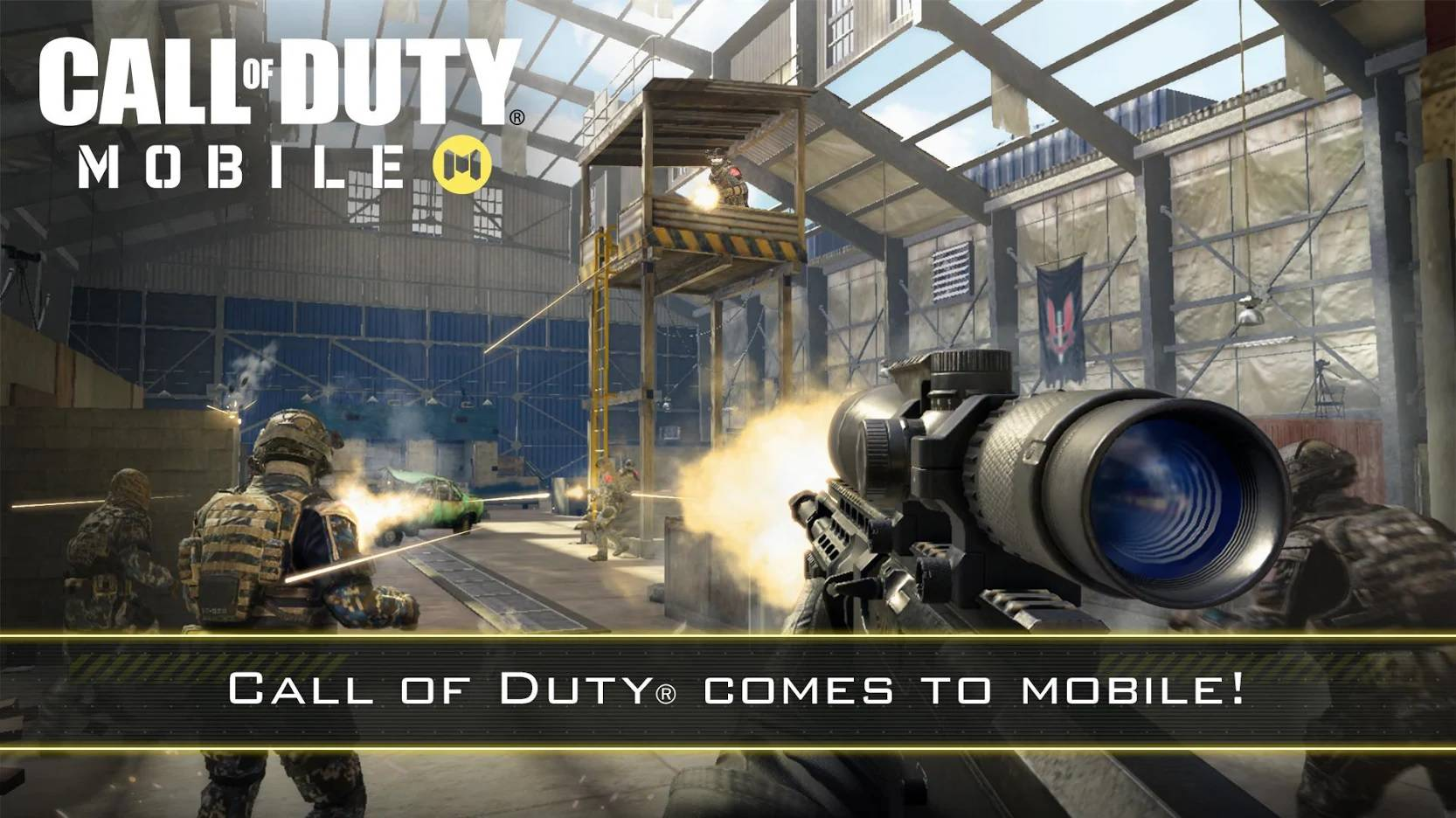 Call of Duty stiže na mobitele: Pogledajte prvu video najavu