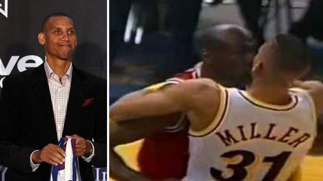 Reggie o Jordanu: Što da ga sretnem? Možda bih ga udario