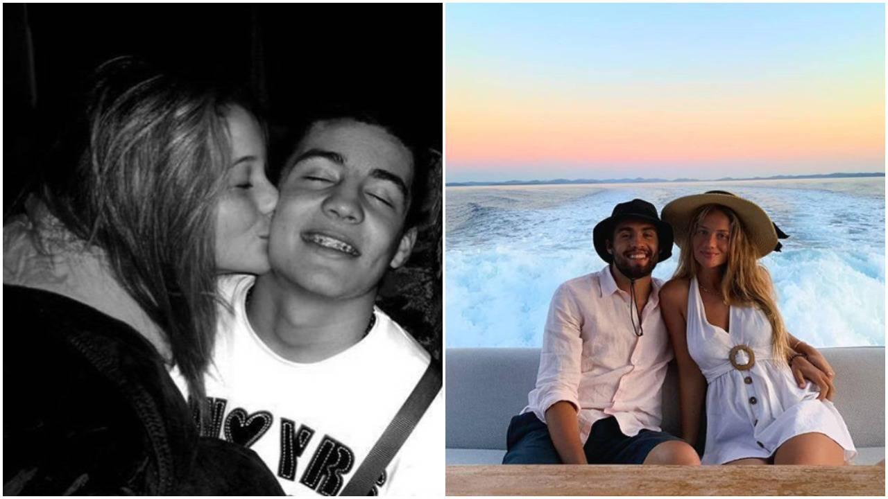 Kova i Izabel proslavili desetu godišnjicu: Ti si najbolja osoba