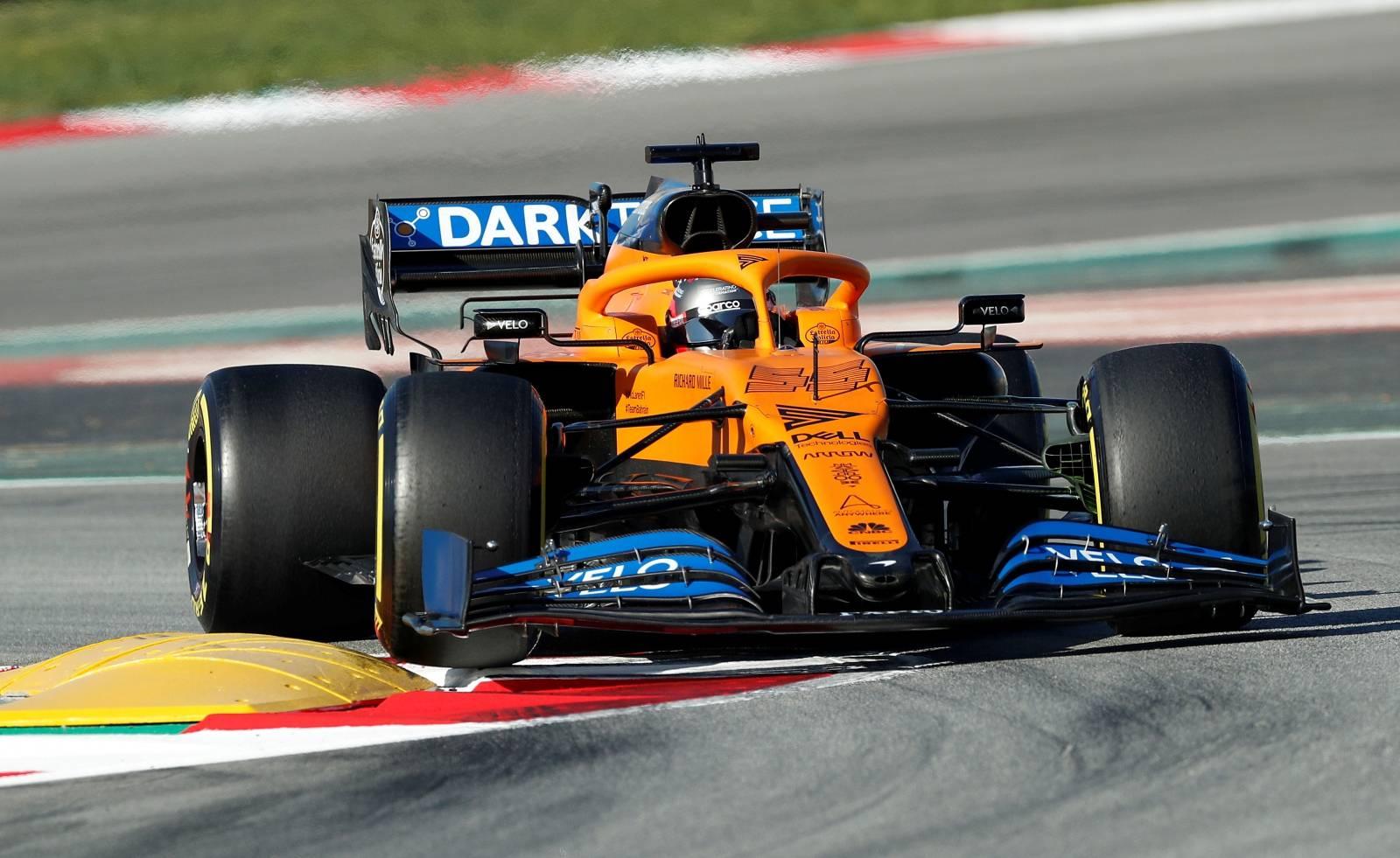 FILE PHOTO: Formula One F1 - Pre Season Testing
