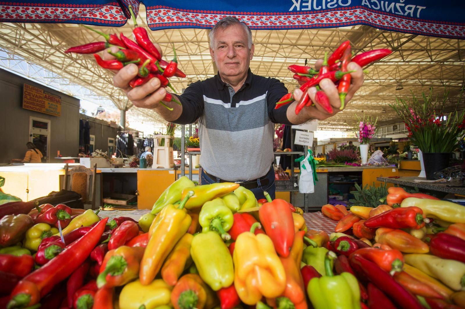 'Kvalitetnu mljevenu papriku radimo od više različitih sorti'
