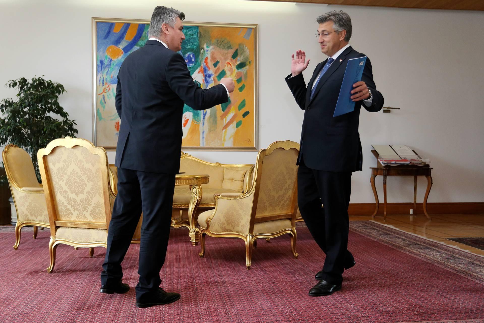 Čuljak i Anušić progurali svoje ljude, Horvat je 'pomilovan'