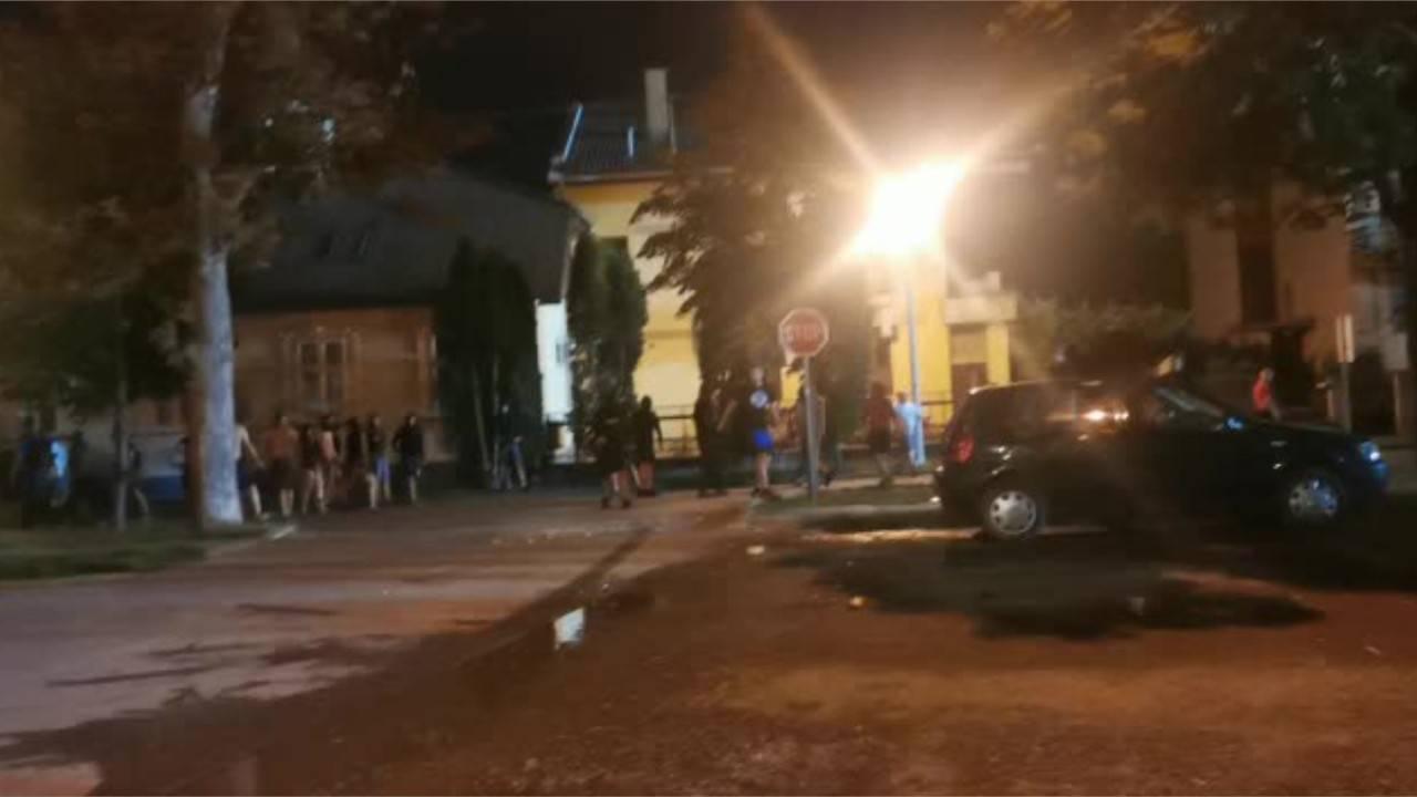 VIDEO: Sukob Kohorte i policije u Osijeku, bilo je krvavih glava