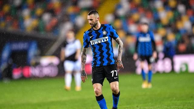 Italian football Serie A match - Udinese Calcio vs FC Internazionale