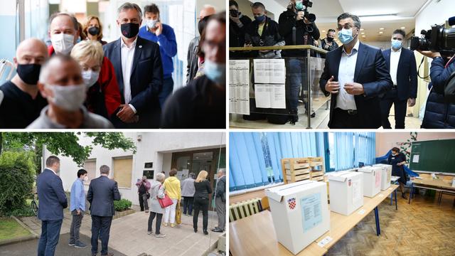 Čak 22.000 birača više izašlo na izbore nego 2017. Na incident u Sisku je reagirala i policija