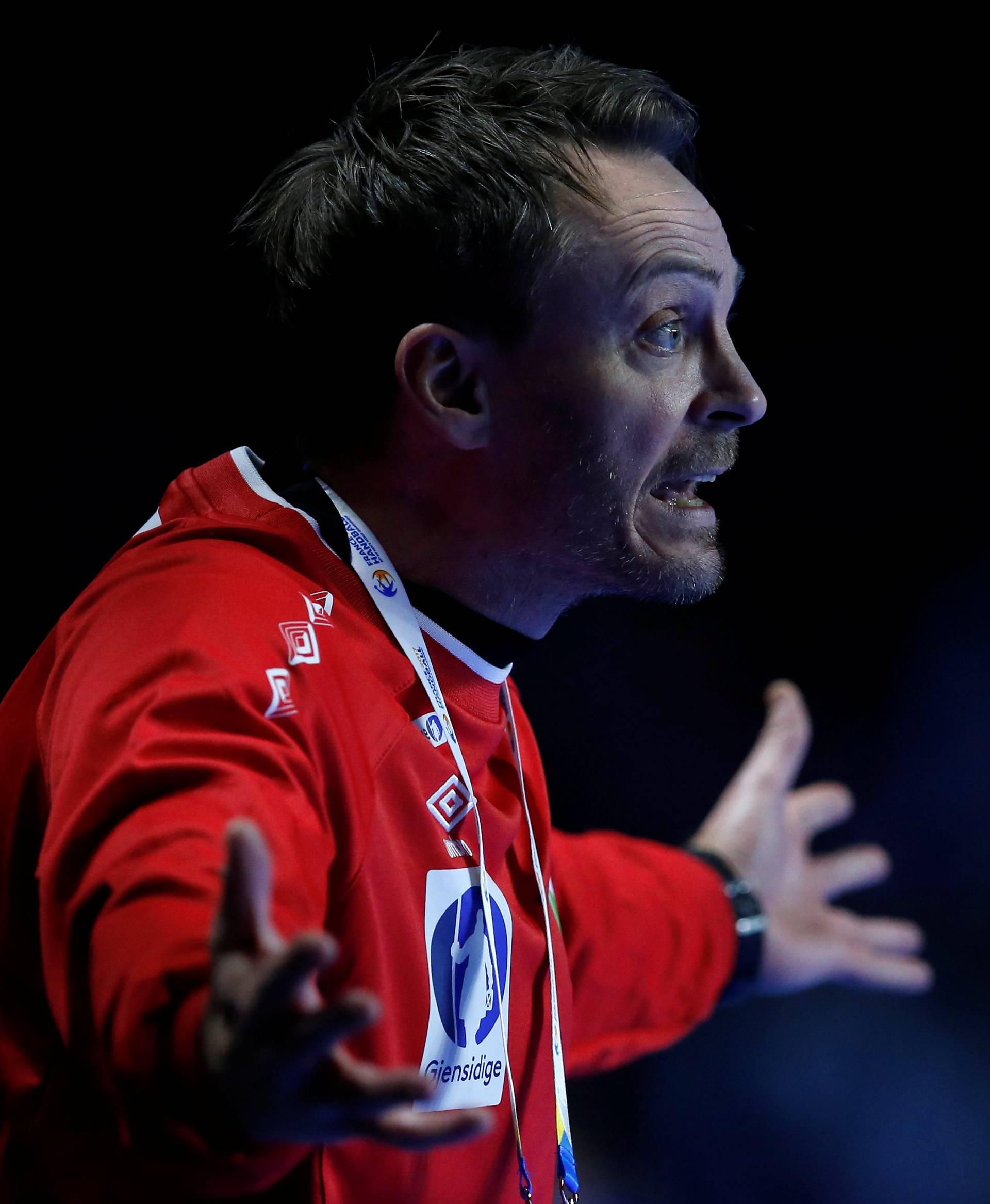 Men's Handball - Norway v Russia - 2017 Men's World Championship Main Round - Group A