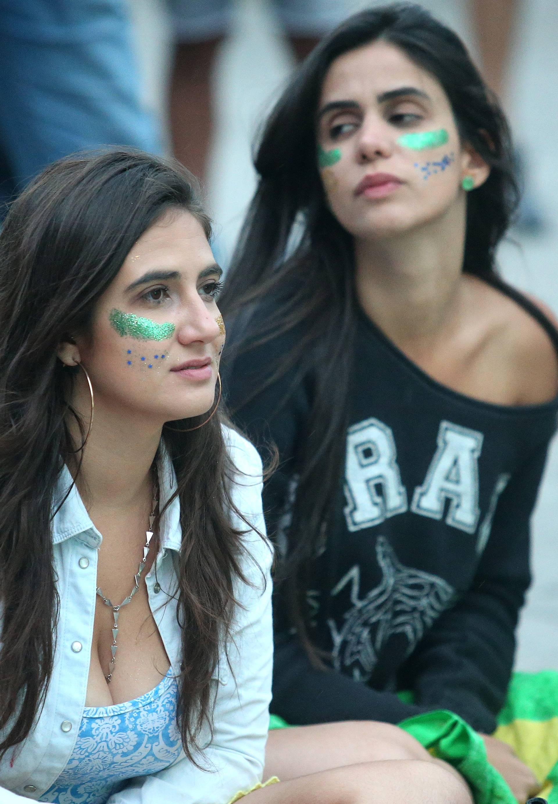 Samba u Zagrebu: Brazilke su slavile pobjedu protiv Srbije...