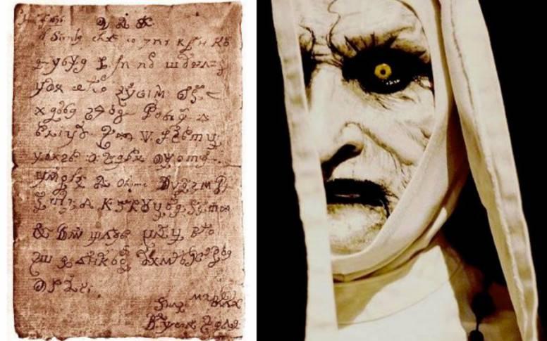 Preveli 'sotonska pisma' koje je pisala opsjednuta časna sestra