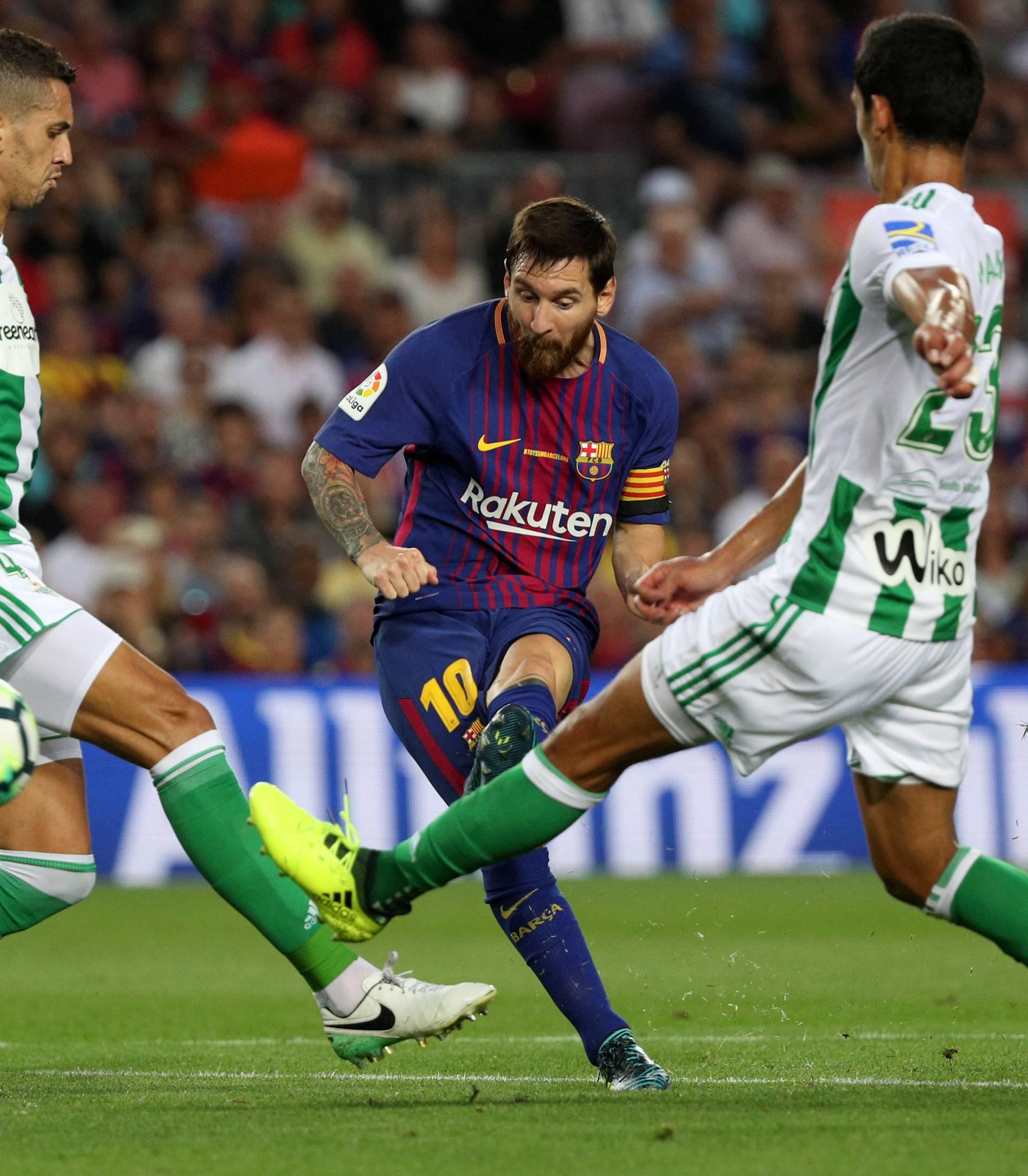 La Liga - Barcelona vs Real Betis