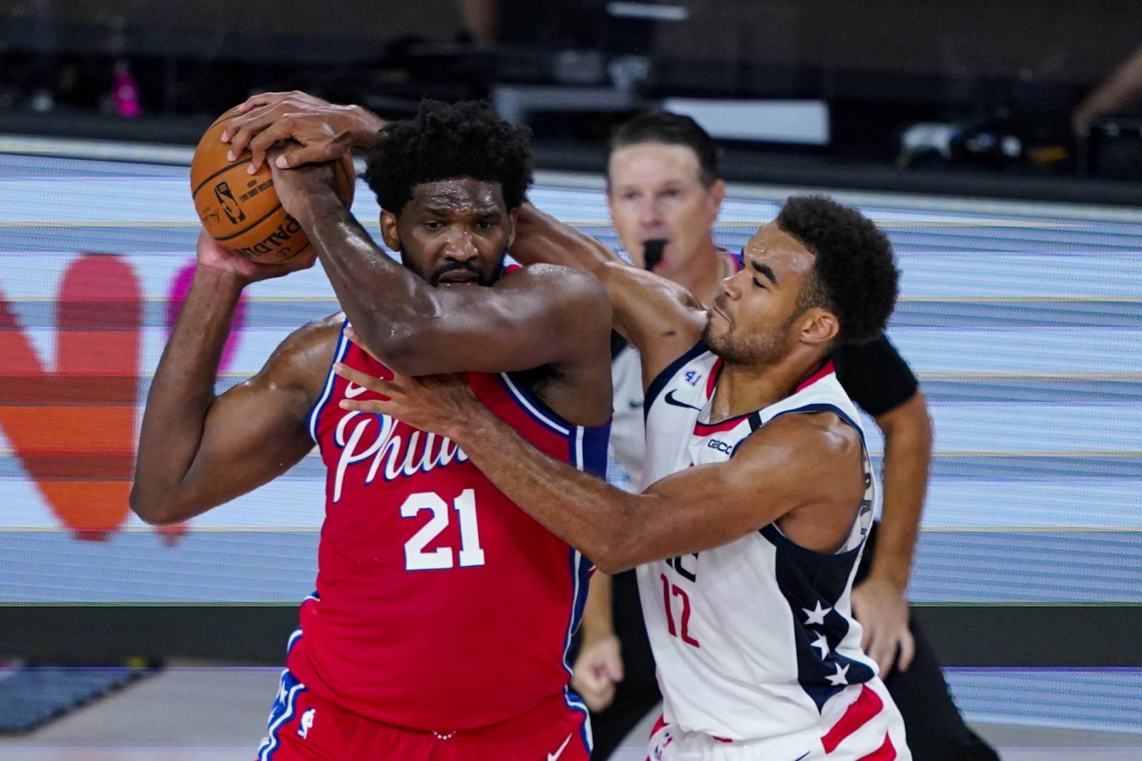 NBA: Philadelphia 76ers at Washington Wizards
