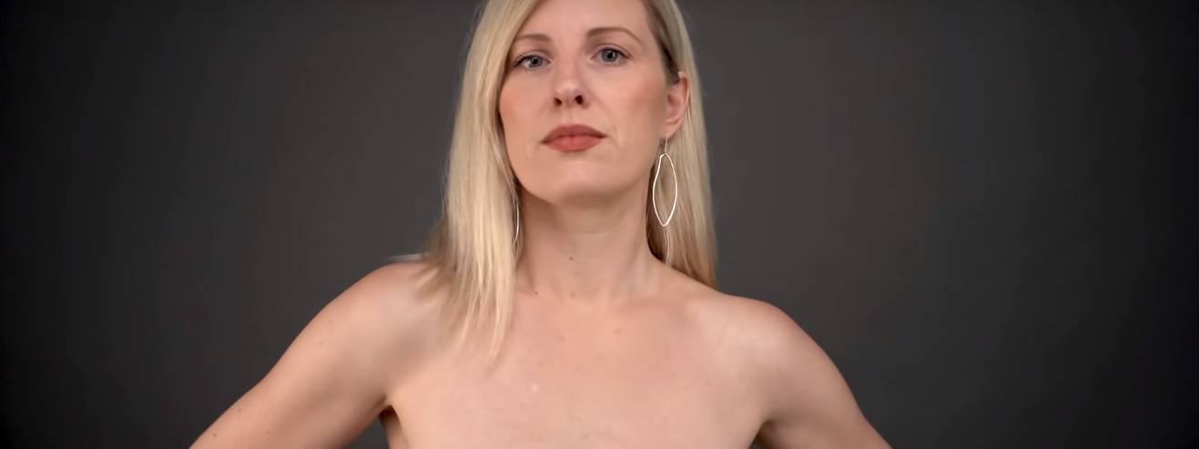 Ida Prester se skinula i otkrila kako ćete sami pregledati dojke