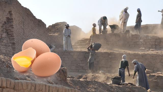 U Izraelu pronašli netaknuto kokošje jaje staro tisuću godina