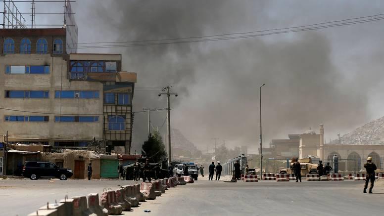U eksploziji blizu škole u Kabulu poginulo 40 ljudi, 52 ozlijeđena
