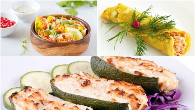 Ne znate što skuhati? Tri super recepta za brzu ljetnu večeru