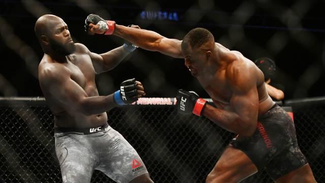 MMA: UFC 249-Ngannou vs Rozenstruik