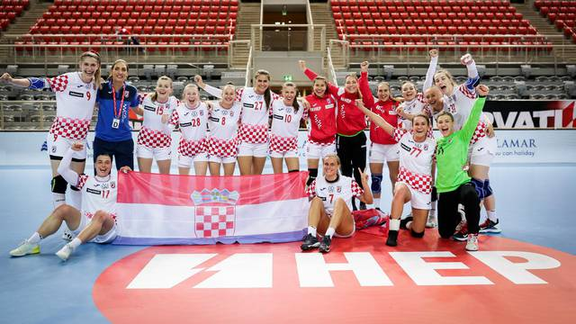 HEP Croatia Cup , Croatia vs Netherlands