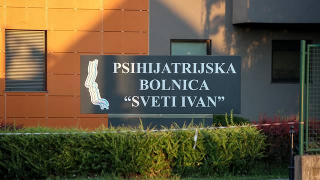 Zagreb: U Psihijatrijskoj bolnici Sveti Ivan na koronavirus je pozitivno ukupno 20 osoba
