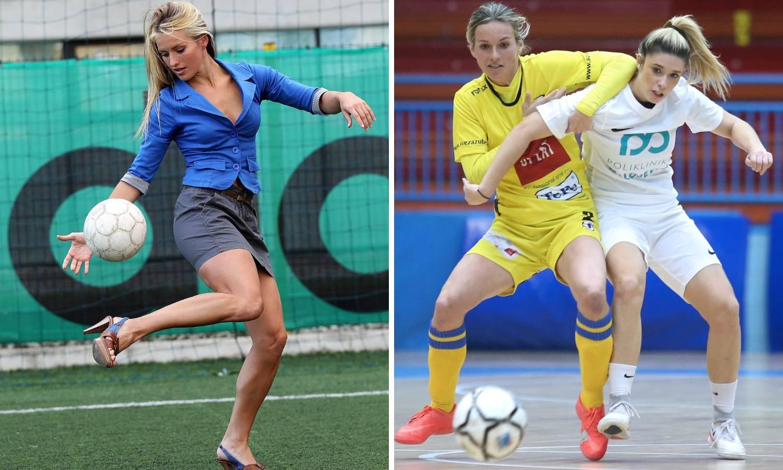 Trenerica i malonogometašica: Voljela bih trenirati Dinamo...