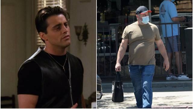 Zavodnik Joey iz 'Prijatelja' se udebljao: Ovako sad izgleda...