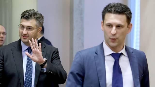 HDZ skupio potpise za smjenu Petrova, uputili zahtjev Saboru