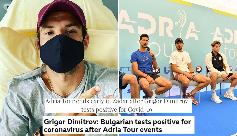 Zadar na svim naslovnicama: Strani mediji bruje o teniskom 'korona turniru' i kritiziraju ga